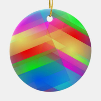 abstract pastel ornament
