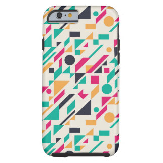 Abstract pattern 3 tough iPhone 6 case