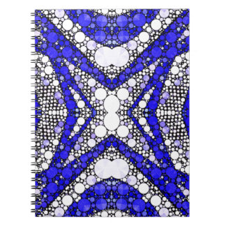 Abstract Pattern Art gifts decor Note Book