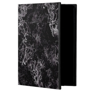Abstract Pattern Black And White Haze Powis iPad Air 2 Case