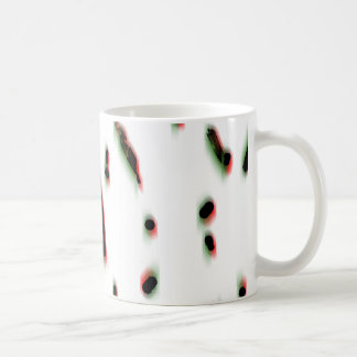 Abstract Pattern, Blobs, Texture Coffee Mug