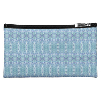 ABSTRACT PATTERN BLUE - Cosmetic Bag