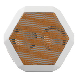 Abstract Pattern brown White Boombot Rex Bluetooth Speaker