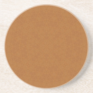 Abstract Pattern brown Drink Coasters