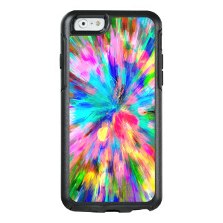 Abstract Pattern Color Explosion OtterBox iPhone 6/6s Case