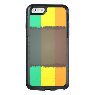 Abstract Pattern Colorful Rainbow Background OtterBox iPhone 6/6s Case