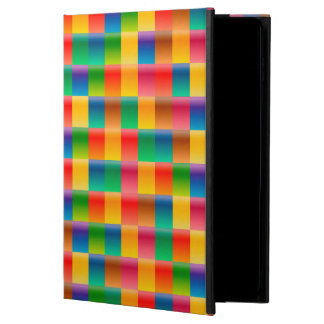 Abstract Pattern Colorful Square Background Powis iPad Air 2 Case