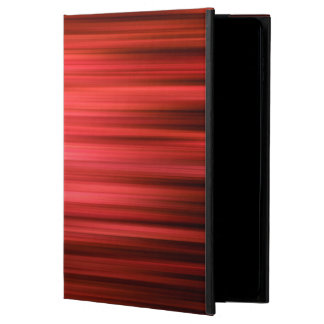 Abstract Pattern Dark Red Lines Powis iPad Air 2 Case
