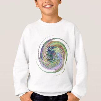 abstract pattern design products sweatshirt