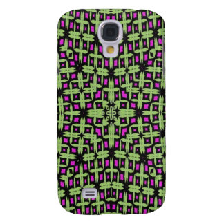 Abstract pattern galaxy s4 case