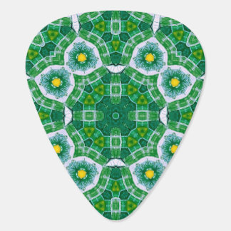 Abstract Pattern Green blue Pick