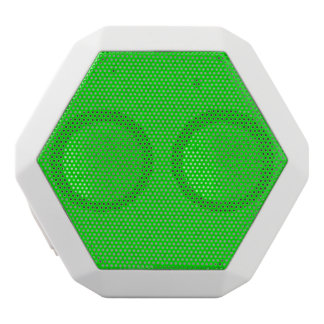 Abstract Pattern green White Boombot Rex Bluetooth Speaker