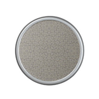 Abstract Pattern grey Speaker