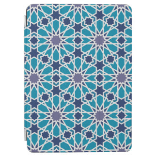 Abstract Pattern In Blue And Grey iPad Air Cover