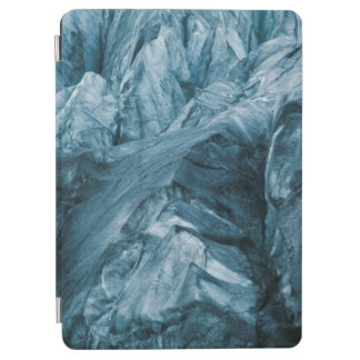Abstract Pattern in Glacier | Iceland iPad Air Cover
