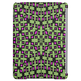 Abstract pattern iPad air case