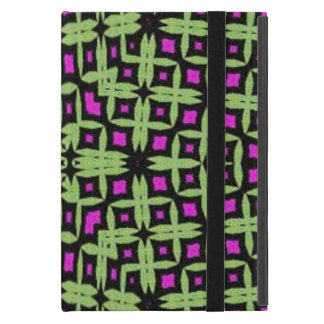 Abstract pattern iPad mini cover