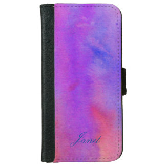 Abstract Pattern Iphone Wallet Case iPhone 6 Wallet Case