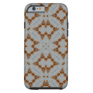 Abstract Pattern multicolored Tough iPhone 6 Case