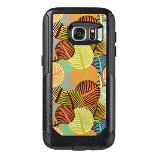 Abstract pattern OtterBox samsung galaxy s7 case