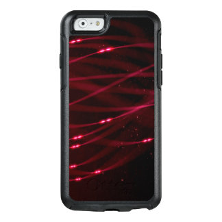 Abstract Pattern Purple And Glitters OtterBox iPhone 6/6s Case