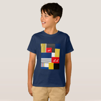 Abstract pattern . T-Shirt
