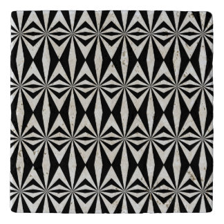 Abstract pattern trivet