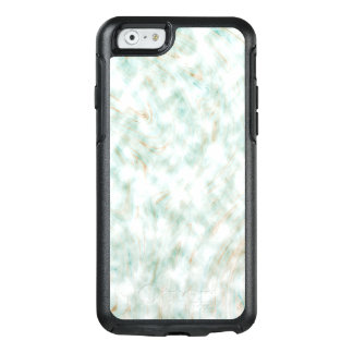Abstract Pattern White Background Whirls OtterBox iPhone 6/6s Case