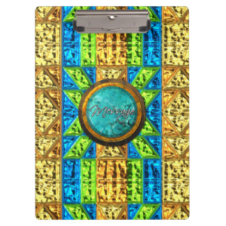 Abstract Patterns 12 Image Option Clipboard