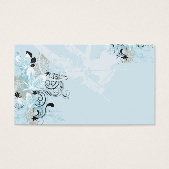 Abstract patterns Profile Card