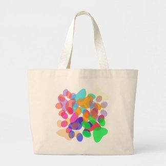 Abstract Paw Prints Bag