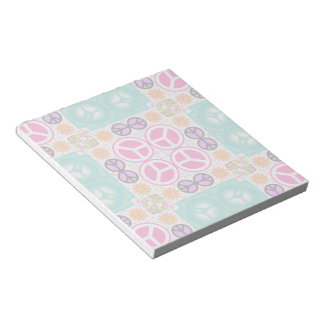 Abstract Peace Notepad