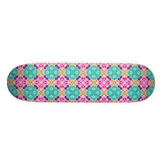 Abstract Peace Skateboard Deck
