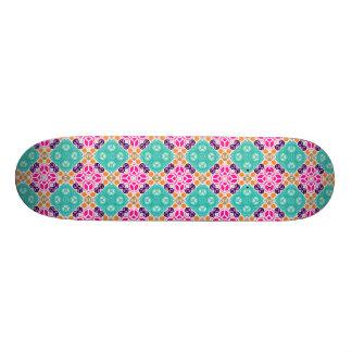 Abstract Peace Skateboard Deck