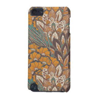 Abstract Peacock Feather Pattern iPod Touch (5th Generation) Covers