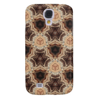 Abstract Pern  Galaxy S4 Case