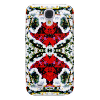 Abstract Pern. Galaxy S4 Case