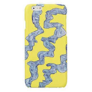 Abstract phonecase design iPhone 6 plus case