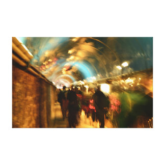 Abstract Photo - Canvas
