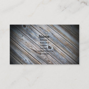 Wooden business cards zazzle uk abstract photo of an outdoor worn wooden deck business card reheart Image collections