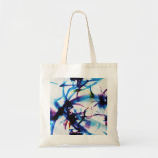 Abstract Photographic Drawing Tote Bag