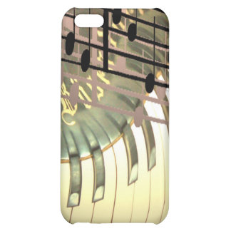 Abstract Piano iPhone 4 Case
