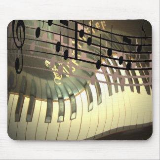 Abstract Piano Mousepad