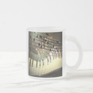 Abstract Piano Mug