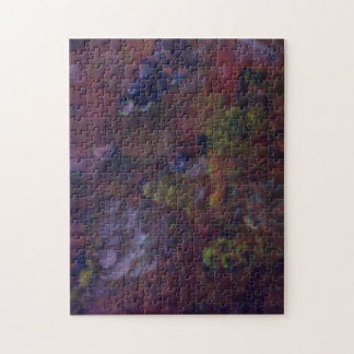 Abstract Picture Frame Puzzles