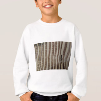 abstract picture of wood sweatshirt