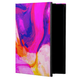 Abstract Pink and Blue Design Powis iPad Air 2 Case