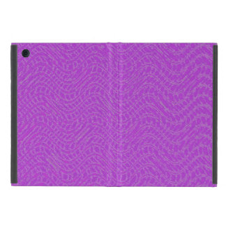 Abstract Pink Wave Pattern