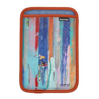 Abstract Pinks Tablet Sleeve iPad Mini Sleeve