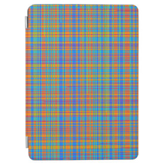 Abstract Plaid Pattern Background iPad Air Cover